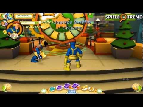 Super Hero Squad Online: Spiele Vorstellung - Kostenloses Action Browserspiel mit Superhelden