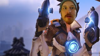 overwatch beta gameplay and my thoughts/idiocy about how to play overwatch like a scrub