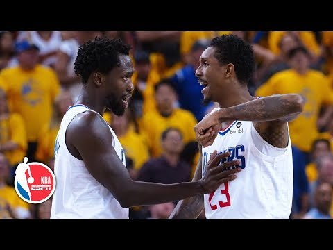 Lou Williams And The Clippers Shock The Warriors In Game 5, Fend Off Elimination | Nba Highlights