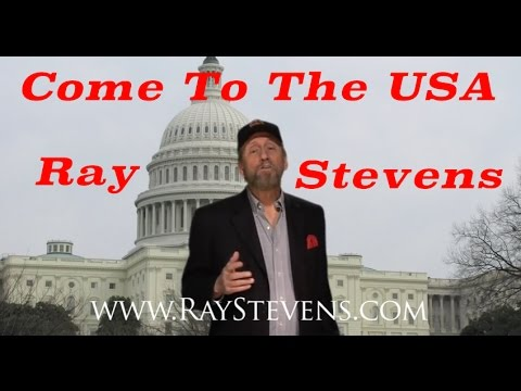 raystevensmusic - http://www.raystevens.com https://www.facebook.com/raystevensmusic1707 Call (615) 829-8109 on your smart phone for a free gift! Ray's song about the illegal ...