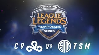 Video C9 vs. TSM - Week 5 Day 1 | NA LCS Spring Split | Cloud9 vs. TSM (2018) MP3, 3GP, MP4, WEBM, AVI, FLV Juni 2018