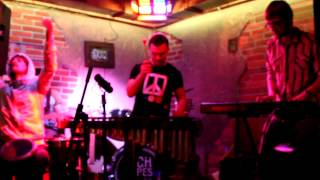 PanKe Shava - Інтро з ксилофоном! (Live in Хмельницький 2013)