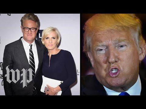Trump's long feud with Joe Scarborough and Mika Brzezinski, explained