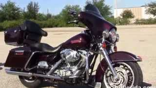 8. Used 2005 Harley Davidson Electra Glide Motorcycles for sale