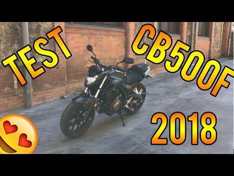 HONDA - CB500F ABS