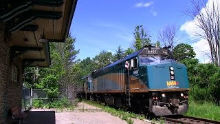Parry Sound (ON) Canada  city pictures gallery : The Canadian at Parry Sound (10JUL2014)