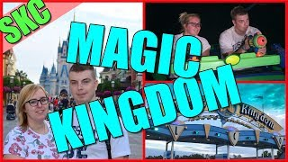 A full day at the Magic Kingdom! We embark on a full day at Disneys Magic Kingdom, beginning with the Let The Magic Begin...