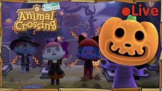 Animal Crossing - Halloween - • Live