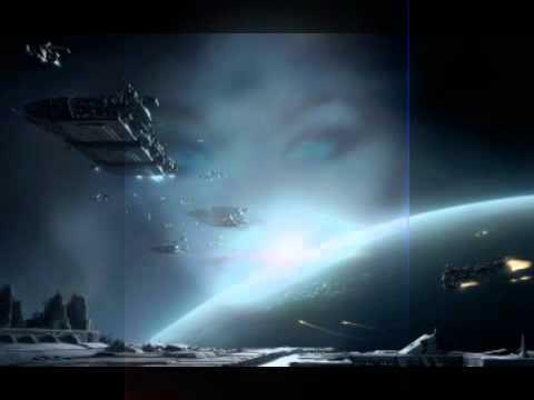 caminante de los cielos - Su planeta está rodeado de naves.wmv