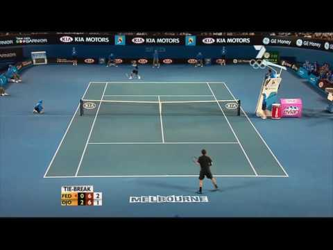 Some of Federer's Best