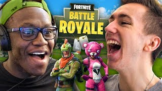 FUNNY FORTNITE IS BACK!