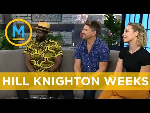 New cast of 'Magnum P.I.' talks about the iconic show's return to television | Your Morning