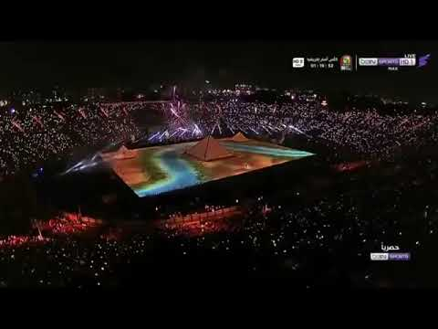 AFRICAN CUP OF NATIONS (AFCON 2019 EGYPT) OPENING CEREMONY