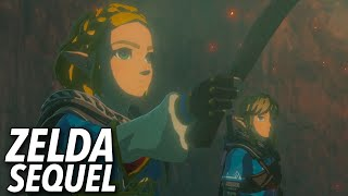 Breath of the Wild Sequel Teaser Trailer | E3 2019
