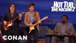 "Craig Robinson Sings The ""Hot Tub Time Machine 2"" Song - CONAN on TBS - YouTube"