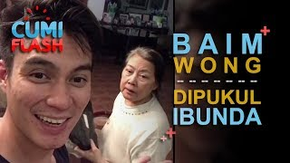 Video Baim Wong Dipukul Ibunya, Gara-gara Putusin Vebby Palwinta? - CumiFlash 16 Oktober 2017 MP3, 3GP, MP4, WEBM, AVI, FLV Maret 2019
