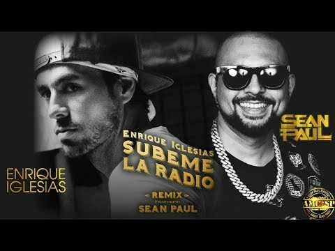 Enrique Iglesias - SUBEME LA RADIO REMIX (Lyric Video) ft. Sean Paul - VEVO