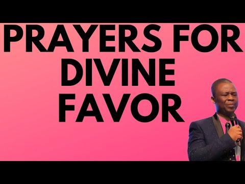 dr dk olukoya - Prayers For Divine Favor