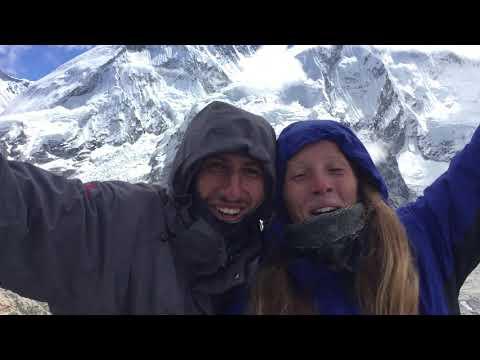 Alla conquista della vetta più alta del mondo: la storia di Mara