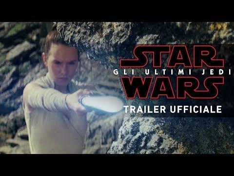 Preview Trailer Star Wars: Gli Ultimi Jedi, nuovo trailer ufficiale italiano