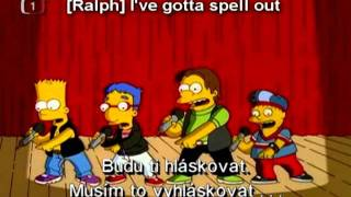 Video Simpsonovi - Nová chlapecká kapela písně | The Simpsons - Bart's boys band songs MP3, 3GP, MP4, WEBM, AVI, FLV Mei 2018