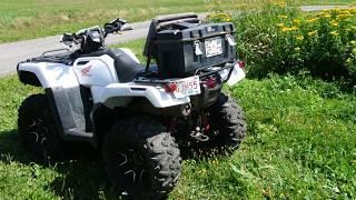9. UPDATE ON THE INSANE SOUNDING HONDA ATV