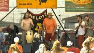 Video REGGAE AREA 2012 - ORLY W BLOTIE EUROPY - FULL CONCERT