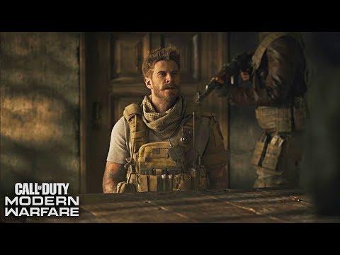 Welcome to Urzikstan Scene (Alex Meets Farah and Hadir) - Call of Duty: Modern Warfare