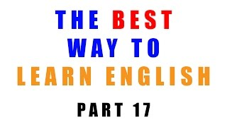 """This is the 17th video in the series """"The best way to learn English"""".If you're learning English and have a native English-speaking teacher, there's a good chance that your English skills are not as good as you think they are. Watch the video to find out why.For the other videos in the series, click on the following links:Part 1 - What you need to speak Englishhttp://youtu.be/5Pk9qvrc2gsPart 2: The importance of pronunciationhttp://youtu.be/Cu_68SNqy64Part 3: Learning grammar without ruleshttp://youtu.be/z3E9gHBP7_oPart 4: How NOT to learn vocabularyhttp://youtu.be/NKINhRmsqvgPart 5: The right way to learn vocabularyhttp://youtu.be/9g1DNIohFD0Part 6: How many words do you need to know?http://youtu.be/n7edCdWxyaQPart 7: Stop studying!http://youtu.be/380ogCUeIr8Part 8: Where to get good inputhttp://youtu.be/GT531DRo52IPart 9: Living in Englishhttp://youtu.be/QAihWpxrtqcPart 10: Take action!http://youtu.be/7bW6Im-DcywPart 11: Do you really need a teacherhttps://youtu.be/x6Hk6dbkOKgPart 12: Improving your speaking on your ownhttps://youtu.be/FvtyUcAAGsgPart 13 : Should you use subtitles?https://youtu.be/u-LivYPemKUPart 14: Use the Internet to find people to practice speaking withhttps://youtu.be/MVIP7s1nhhQPart 15: Shortcut your brain!https://youtu.be/I-egjNQ57cYPart 16: Stop translating!https://youtu.be/8Ypj5rFm6l0Visit the website for 100's more videos! http://www.sloweasyenglish.comMore Links:http://www.facebook.com/sloweasyenglishhttp://www.twitter.com/sloweasyenglishhttp://www.onlinephotodictionary.comENGLISH LESSONS AND LISTENING IN SLOW EASY ENGLISH!This lesson is all in slow and easy English to make it easy for you to follow and understand.Listening to a lot of English is necessary to improve your speaking but regular TV and movies are too fast and difficult for many students.Subscribe to my channel for more video lessons and how to improve your English listening and pronunciation skills. Learn to speak more like a native English speaker. You can also check out m"""