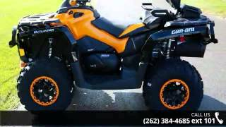 10. 2016 Can-Am Outlander Max XT-P 850  - Action Power Sports...