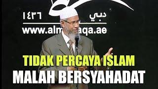 Video Awalnya TIDAK Percaya ISLAM, GADIS KRISTEN Malah BERSYAHADAT | Dr. Zakir Naik MP3, 3GP, MP4, WEBM, AVI, FLV Oktober 2018