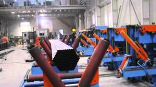 ERWTech Automatic Pipe Profil Packing Machine