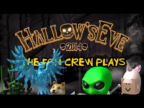 The FGN Crew Plays: Roblox - Hallows Eve 2014 (PC)