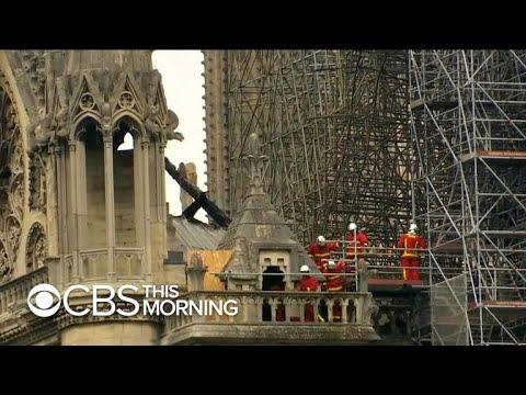 Notre Dame spokesperson: $1B raised still may not cover rebuilding