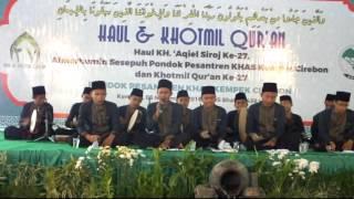 Sluku sluku Bathok - Ahdlorul Hadroh Ponpes KHAS Kempek Video