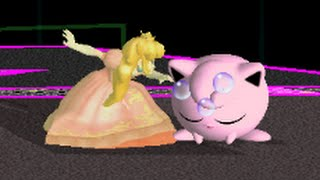 Extreme Peach Rest Punishes – SSBM Tutorial