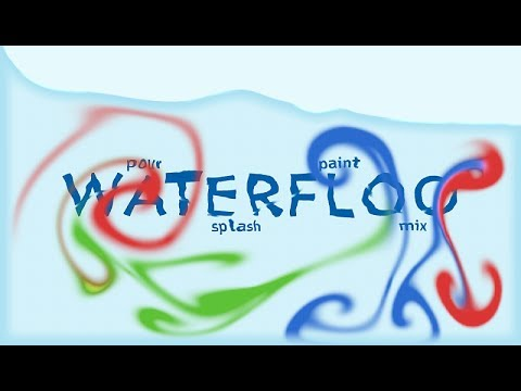 Video of Waterfloo: Liquid Simulation