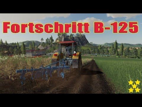 Fortschritt B-125 v1.0.0.0