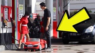 Video KE SPBU NAIK MOBIL MAINAN! Mbaknya Bingung!! Prank Indonesia Yudist Ardhana. MP3, 3GP, MP4, WEBM, AVI, FLV Mei 2018