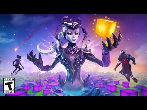 Fortnite STORYLINE - The QUEEN of CUBES EVENT! (30 DAYS)