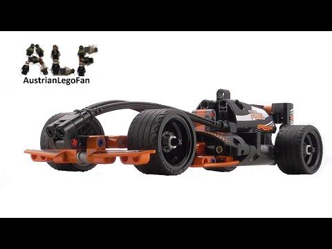 Vidéo LEGO Technic 42026 : Le bolide