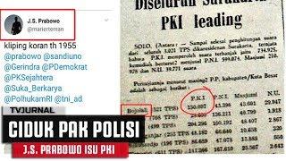 Video TERCYDUK ! J.S Prabowo Coba Kait - kaitkan P K 1 ke BOYOLALI - P0lisi 86 ? Siap K0mandan MP3, 3GP, MP4, WEBM, AVI, FLV Januari 2019
