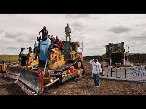ΗΠΑ: Έντονες αντιδράσεις ιθαγενών για την κατασκευή αγωγού πετρελαίου