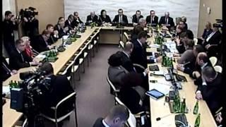 Ojciec Rydzyk w Sejmie do KRRiT: Mnie jako katolika prawo nie obowiązuje