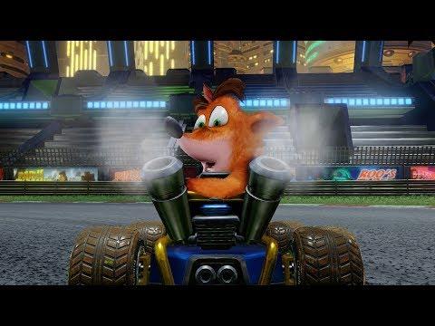 Trailer: Crash Team Racing Nitro-Fueled