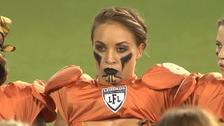 LFL, czyli piękniejsze wydanie futbolu amerykańskiego. To są twarde kobiety