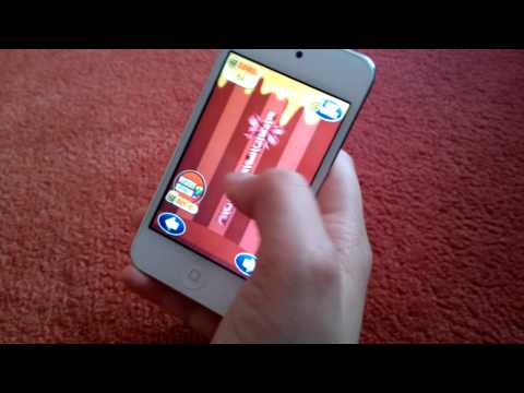 Favourite Cooking Games On IPhone/iPod