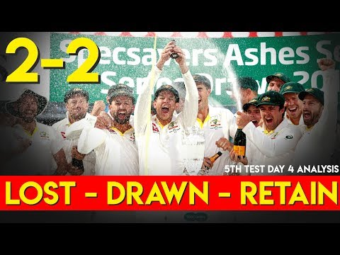 England Win to Draw, Ashes-ஐ தக்க வைத்தது Australia 5th Test Day 4 Ashes 2019 Highlights & Analysis