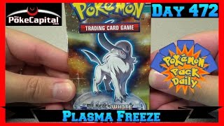 Pokemon Pack Daily Plasma Freeze Booster Opening Day 472 - Featuring ThePokeCapital by ThePokeCapital