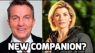 The newest rumors say that comedian/show host Bradley Walsh will be cast as the new Doctor Who companion! (maybe) MORE: ...